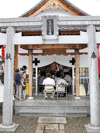 7月妙見宮大祭